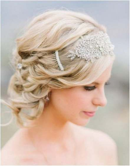 25+ Ideas bridal hairstyles medium indian for 2019