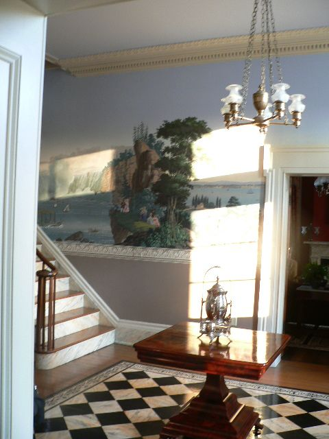 1797 To Current Hand Blocked Wallpapers Zuber 19th Century