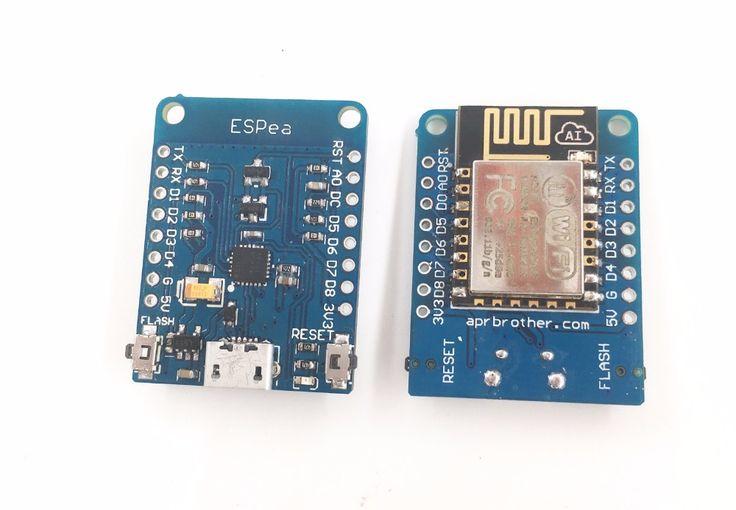ESPea ESP8266 WifFi Modülü Arduino Geliştirme Kurulu