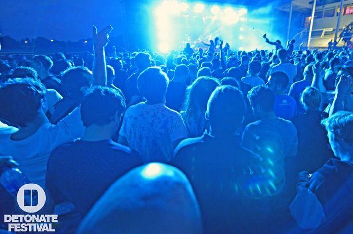 Confetti team up with Detonate Festival 2015!