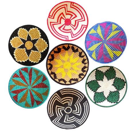 Beautiful African baskets