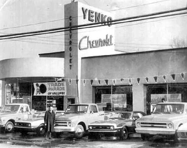 Dallas Used Car Dealerships >> 16 best Vintage Dealerships and Repair Shops images on ...