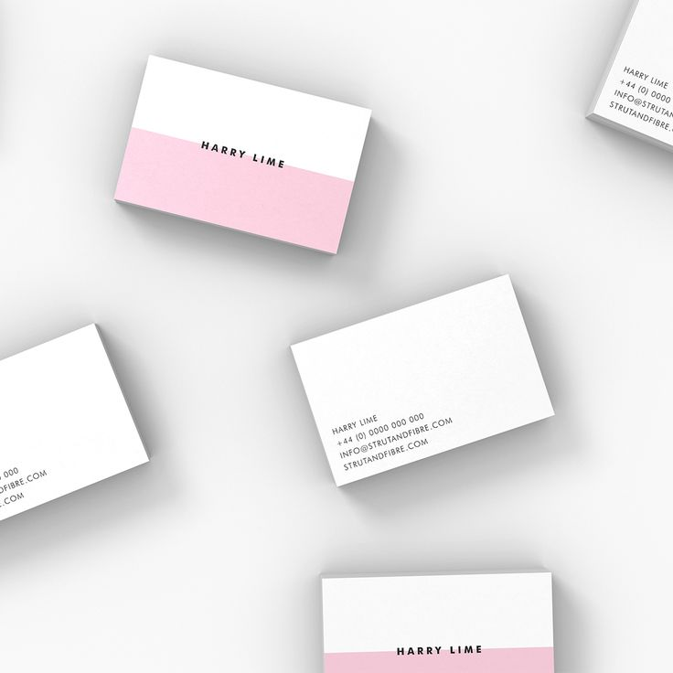Lime – one of our Contemporary business card templates available to customise and order on our site.