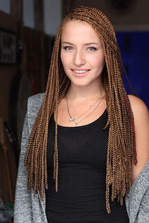 Comment Faire Une Tresse Africaine Tuto Et Modeles Hair Hair
