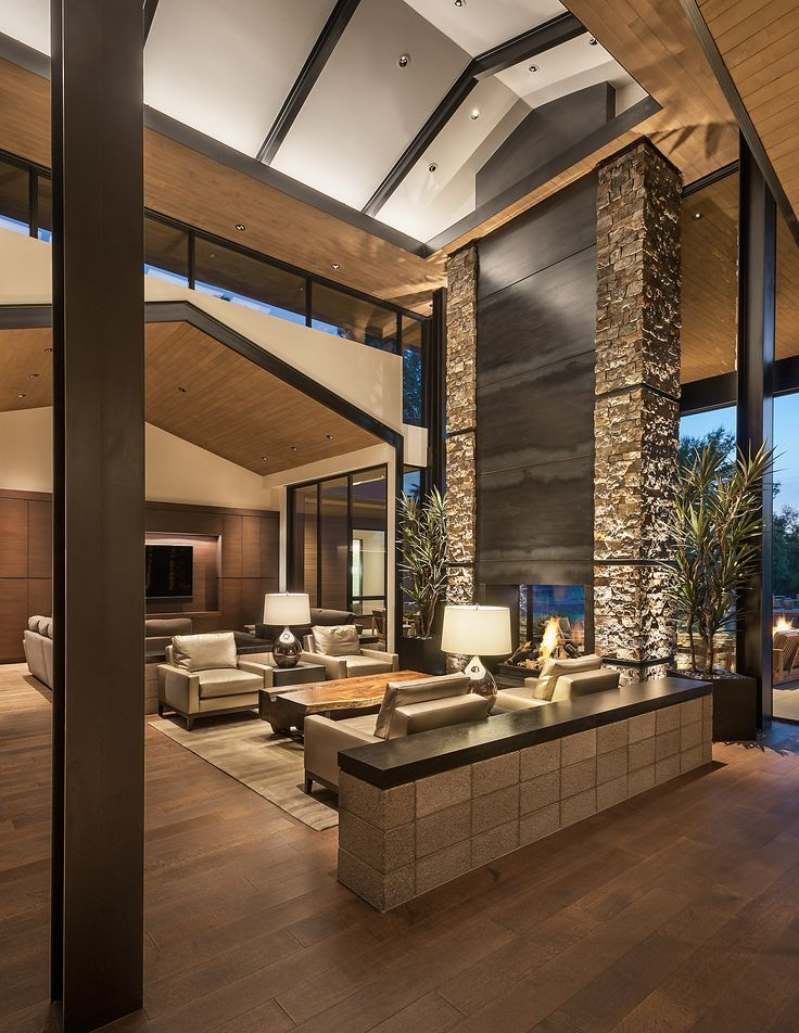 Mountain modern biltmore by ownby design