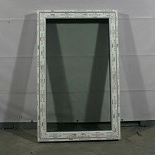 Topstyret vindue, plast, 008245