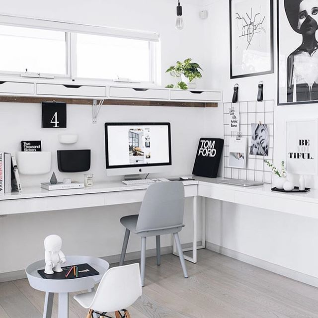 Modular Home Office Furniture Designs Ideas Plans: 1000+ Ideas About Ikea Home Office On Pinterest