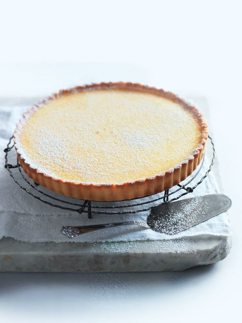My recipe for classic lemon tart is a sweet and zesty dessert ideal for entertaining.