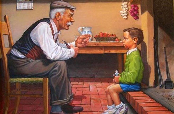 Γράμμα του Ουμπέρτο Έκο στον εγγονό του: «Καλλιέργησε τη μνήμη σου και θα ζήσεις χίλιες ζωές»