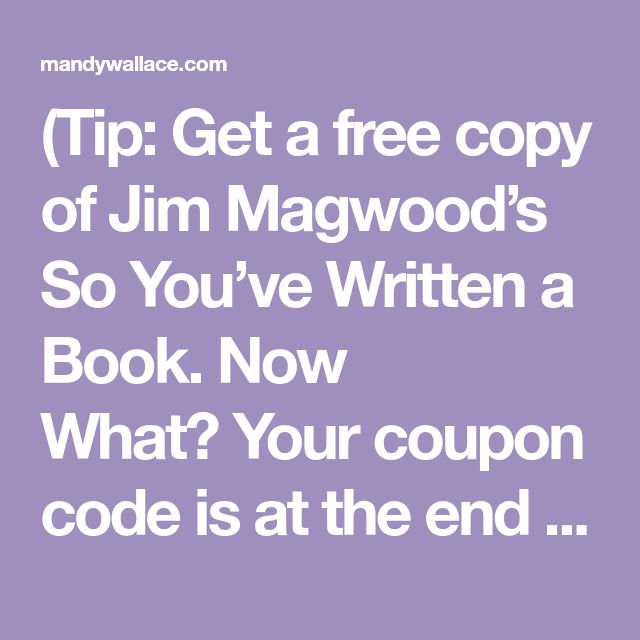 79 best writing tips images on pinterest imaginative writing tip get a free copy of jim magwoods so youve written a fandeluxe Choice Image