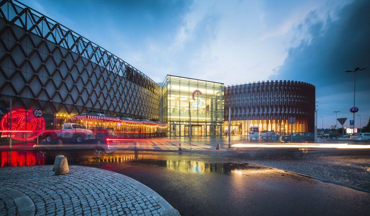 Silesia City Center Extension wins ICSC European Shopping Centre Awards 2013   Bose Architects