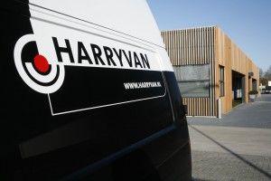 Harryvan gevel