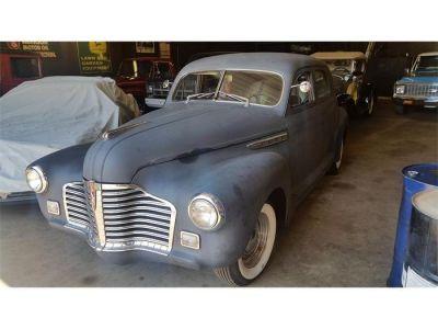 1941 Buick Sedan till salu - Annons för klassiska bilar från CollectionCar.com.
