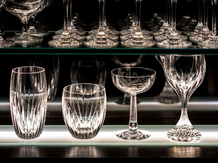 Bâtard's Cocktail Glassware Ranges from Family Heirlooms to Flea Market Finds - Eater NY
