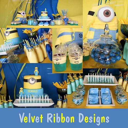 Candy Bar Ideas | by velvet.ribbon