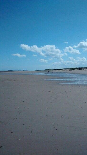 Brancaster Beach. Norfolk.