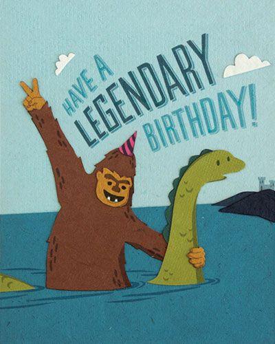 Legendary Birthday