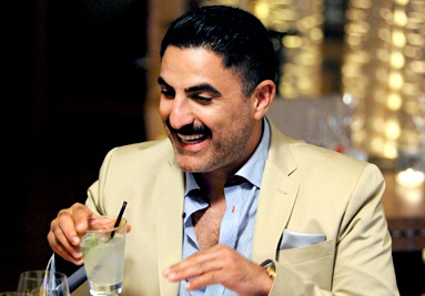 "Reza from Shahs of Sunset ""I'm like a hot mess, except minus the hot and triple the mess!"" - I love this guy!"