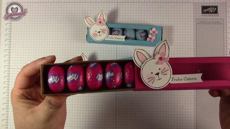 Tutorial: Verpackung für Miniostereier - gebastelt mit Produkten von Sta...