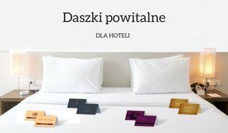Produkt marketingowy dla hoteli ułatwiający tworzenie więzi z gościem hotelowym.