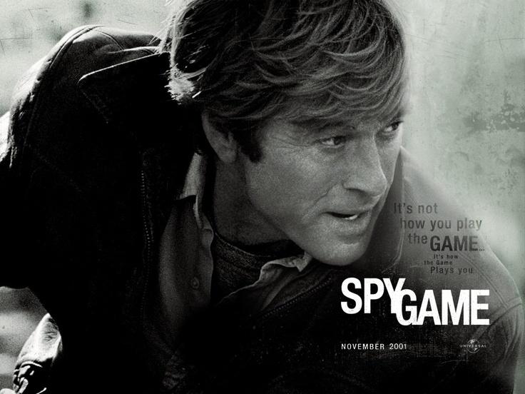 One of my favorites! Huge fan of Robert Redford #movies #spy