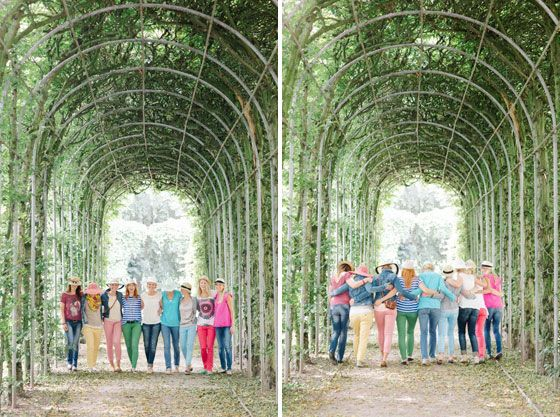 JGA Fototshooting Lea Bremicker Hochzeitsfotografie