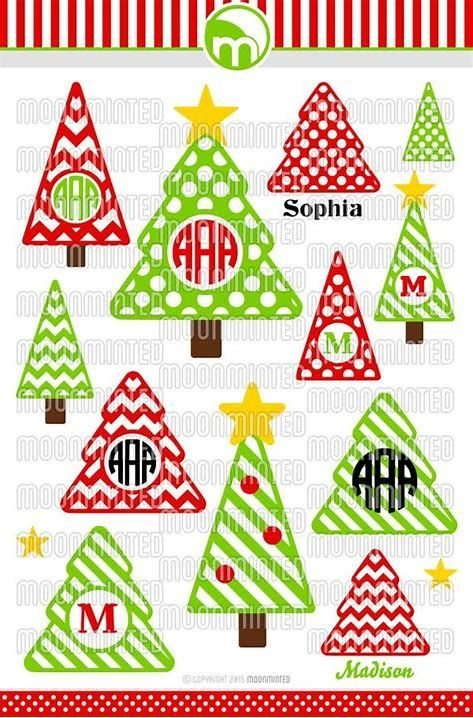 Image result for Free Christmas SVG Cut Files Monogram ...