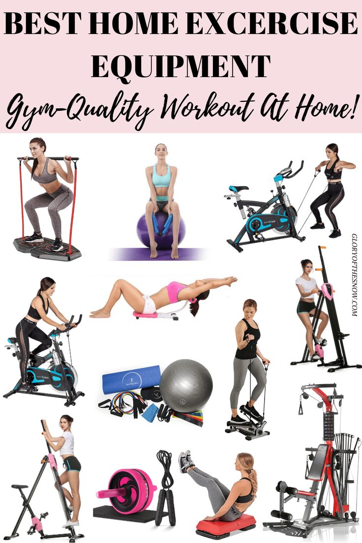 Best Home Exercise Equipment For Losing Weight You Need To Try Glory Of The Snow At Home Workouts Best Home Workout Equipment No Equipment Workout