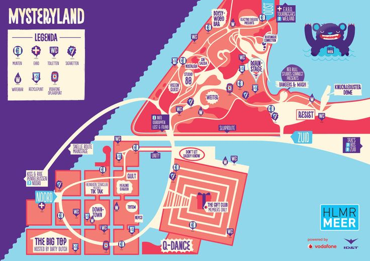 Mysteryland 2013: Get on the floor and make your plan! - LINK2PARTY