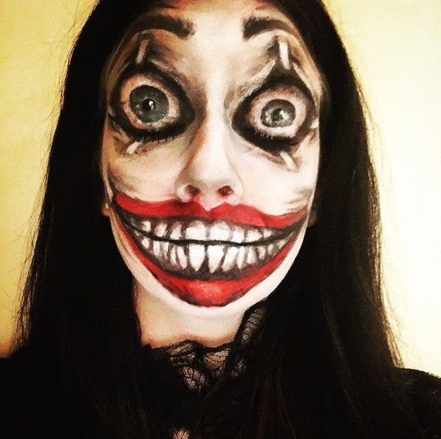 best 20 clown face paint ideas on pinterest
