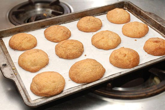 How to Make Snickerdoodles