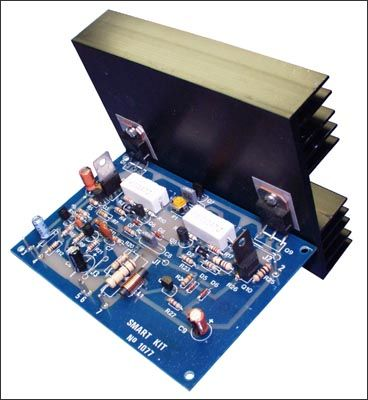 High Power Amplifier Technical Specifications - Characteristics 100W Power Amplifier : Output power (f=1 KHz, d=0.5 %): 100 W in 8 ohm Supply...  Read More >> http://electroschematics.blogspot.com/2012/04/100w-power-amplifier-circuit-pcb.html