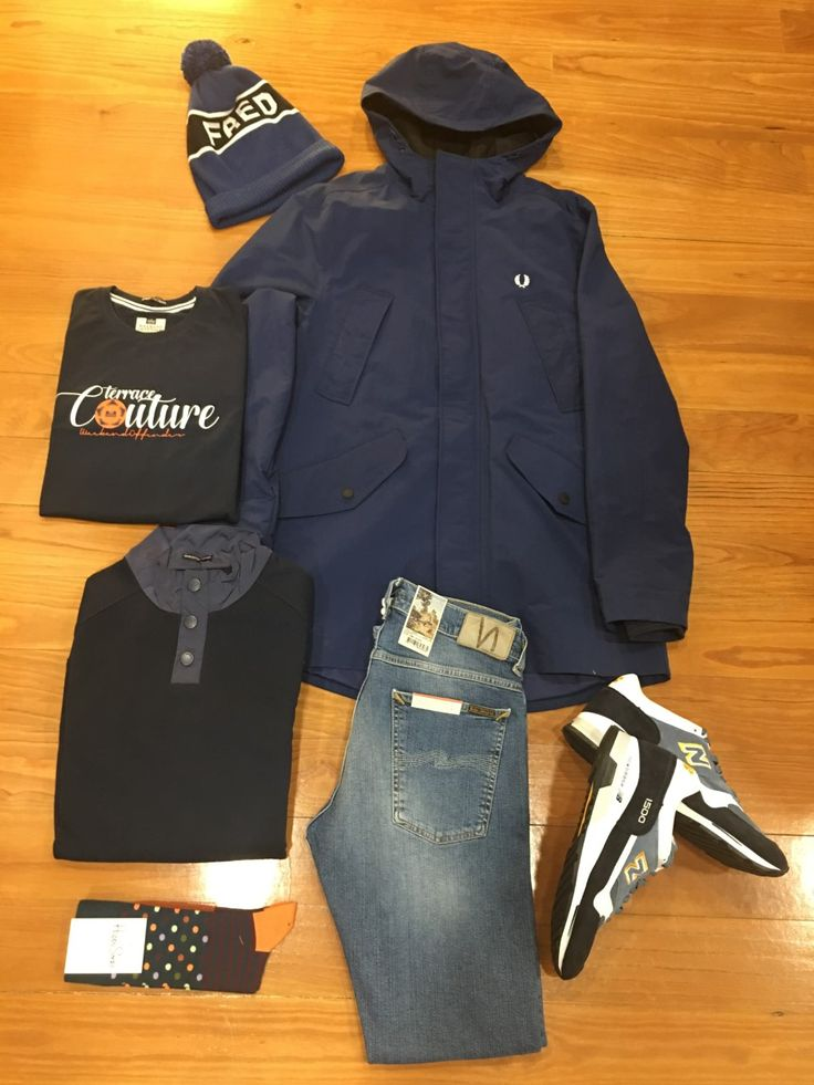 "Blog #RivendelMadrid ""British Outfit Marzo"" #fredperry #cazadora #jacket #weekendoffender #sudadera #sweatshirt #camiseta #tshirt #nudiejeans #pantalones #denim #newbalance #zapatillas #footwear  #happysocks #calcetines #socks #fredperry #gorro #hat #guardarropa #wardrobe #madrid  http://www.rivendelmadrid.es/blog/"