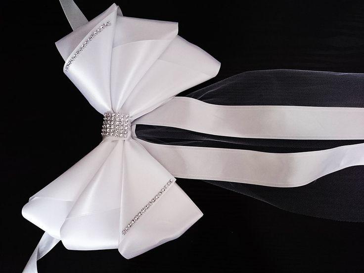 Dekoration - Dekorative Bögen auf der Bank Hochzeit Kommunion  - ein Designerstück von atelier-house-decor bei DaWanda