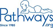 Pathways.org empowers parents and health professionals with FREE resources on the benefits of early detection and early intervention for children's motor, sensory, and communication development.