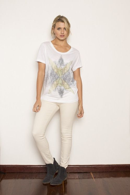 Becksondergaard - BIRDY TEE. ethical fashion, fashion for good, responsible fashion, ecofashion, sustainable fashion