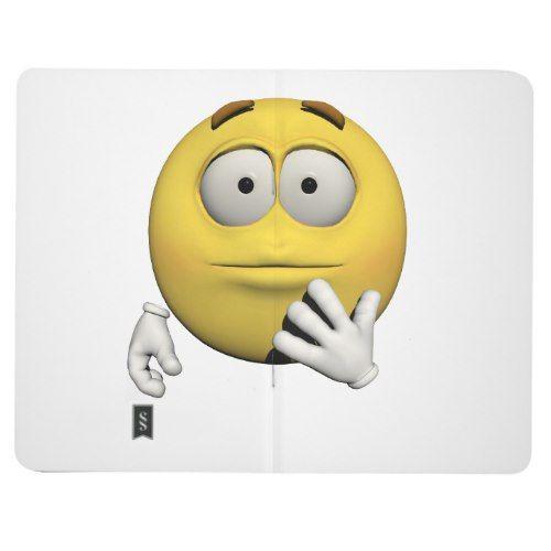 #Surprised emoticon journal - #emoji #emojis #smiley #smilies