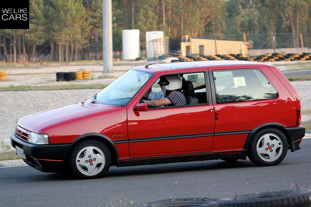 Fiat UNO Turbo I.E. by We Like Cars, via Flickr