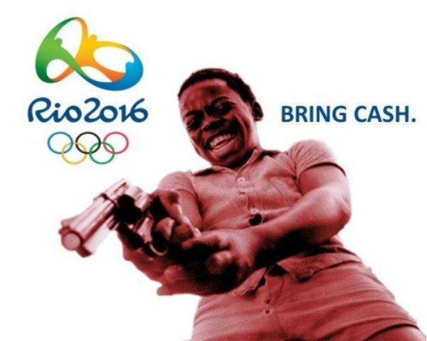 Just a reminder that the 2016 Olympics start August 5th