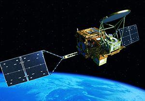 水循環変動観測衛星「しずく」(GCOM-W)
