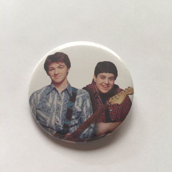 Drake and Josh Pinback Button