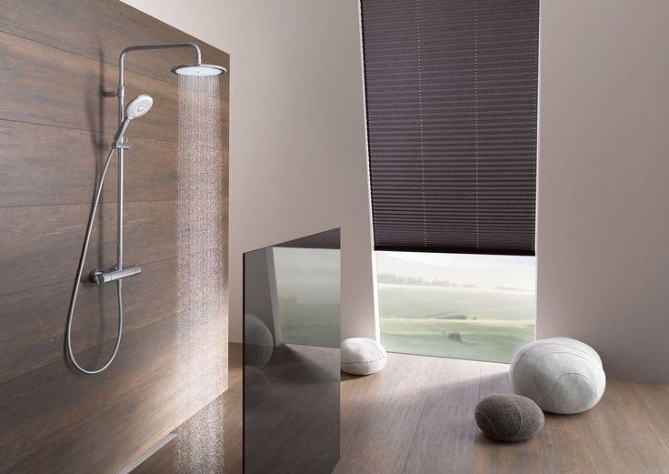 foorni.pl | Otwarta kabina prysznicowa z zestawem prysznicowym Kludi Freshline