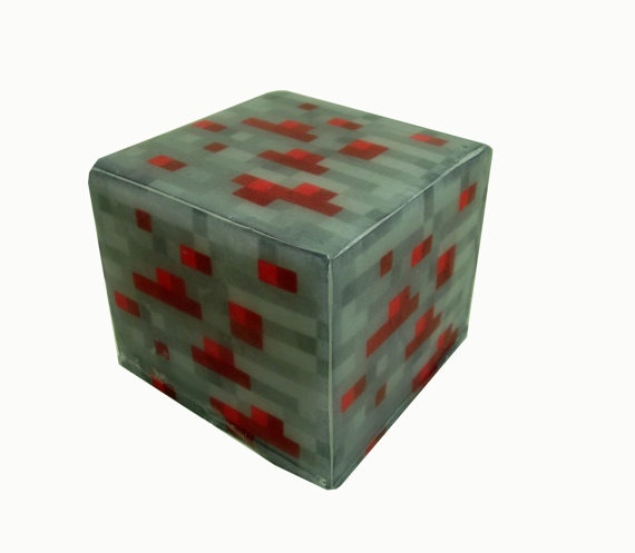 Soap Redstone Minecraft Block  Inspired by SensualScentsations4, $9.00