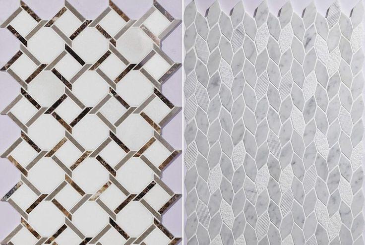 Oltre 25 fantastiche idee su piastrelle di vetro su - Ventose per piastrelle ...