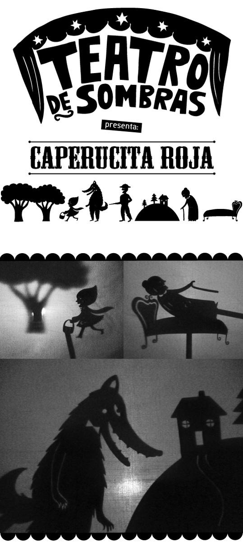 teatro de sombras.. ideal panorama para el verano                                                                                                                                                                                 Más