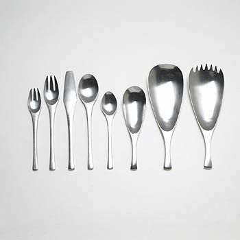Odin flatware by Jens Quistgaard #Danish #DanishDesign