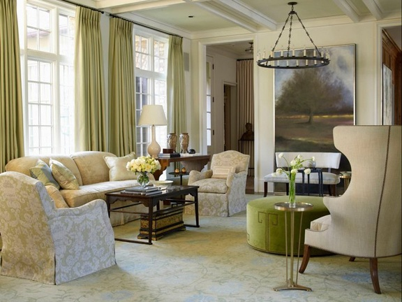 Art by Doug Foltz, interior design by Phillip Sides - love it all!