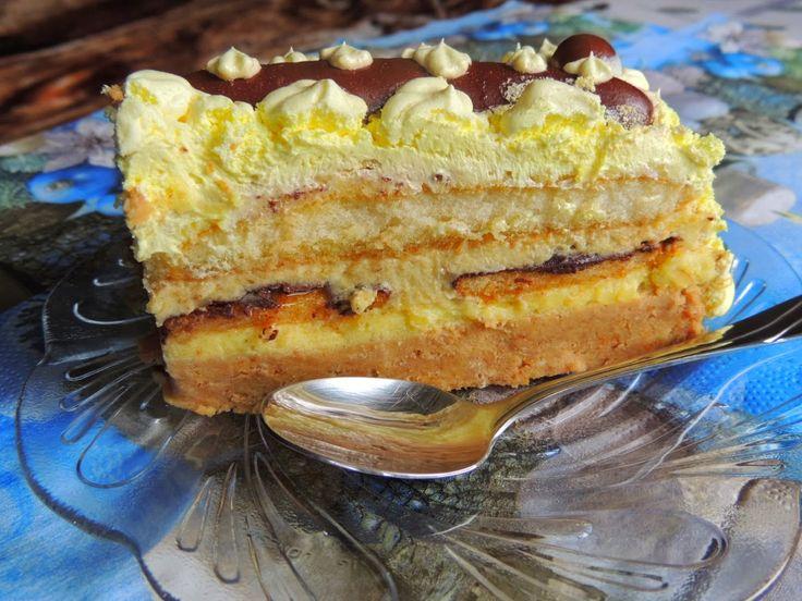 Kuhinja i ideje: Jaffa torta koja se ne peče