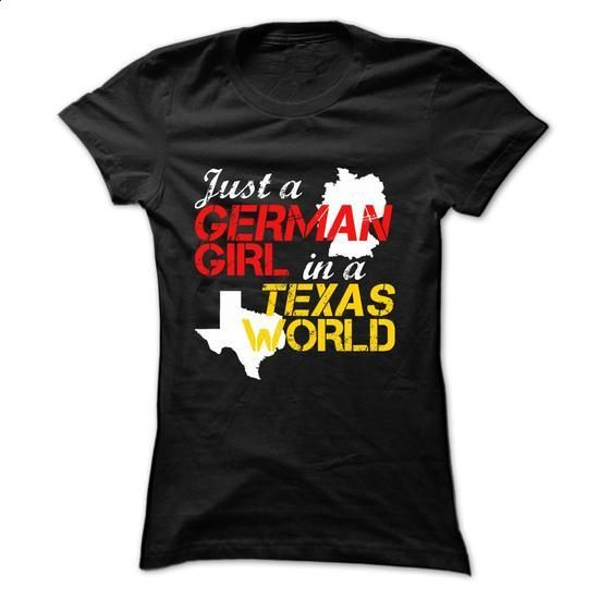 German girl in Texas - #boys #champion sweatshirt. SIMILAR ITEMS => https://www.sunfrog.com/LifeStyle/German-girl-in-Texas-Black-Ladies.html?60505