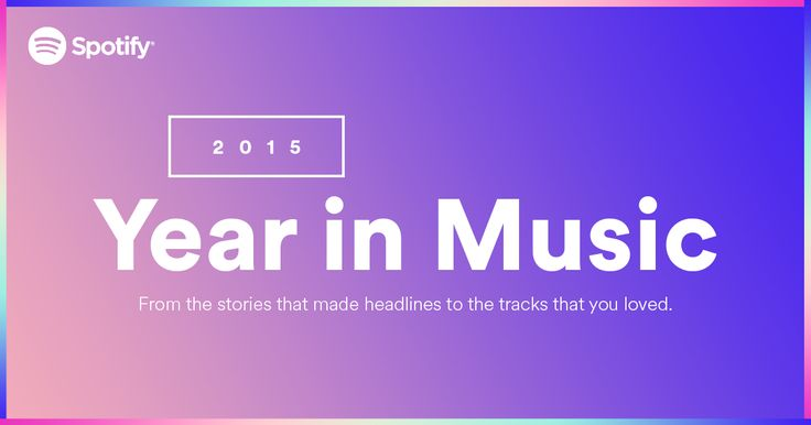 Week 1 - Design Trend 2: Scroll to Navigate.  Spotify's year end review of music is a good example of scrolling to navigate. This is something that has become more common. They also use very large type, which is another trend.